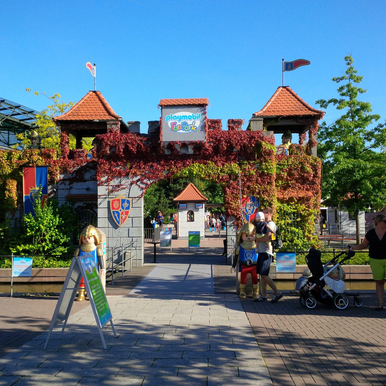 ingang playmobil funpark