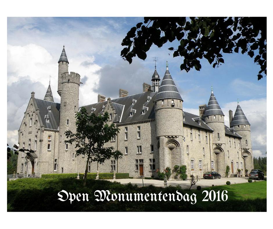 Kasteel Marnix Open Monumentendag 2016