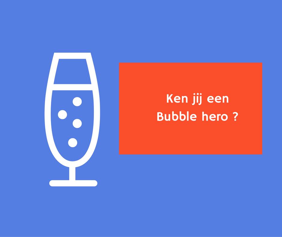 Ken jij een Bubble Post hero