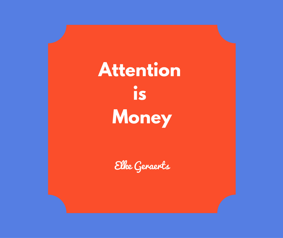 Attention is Money