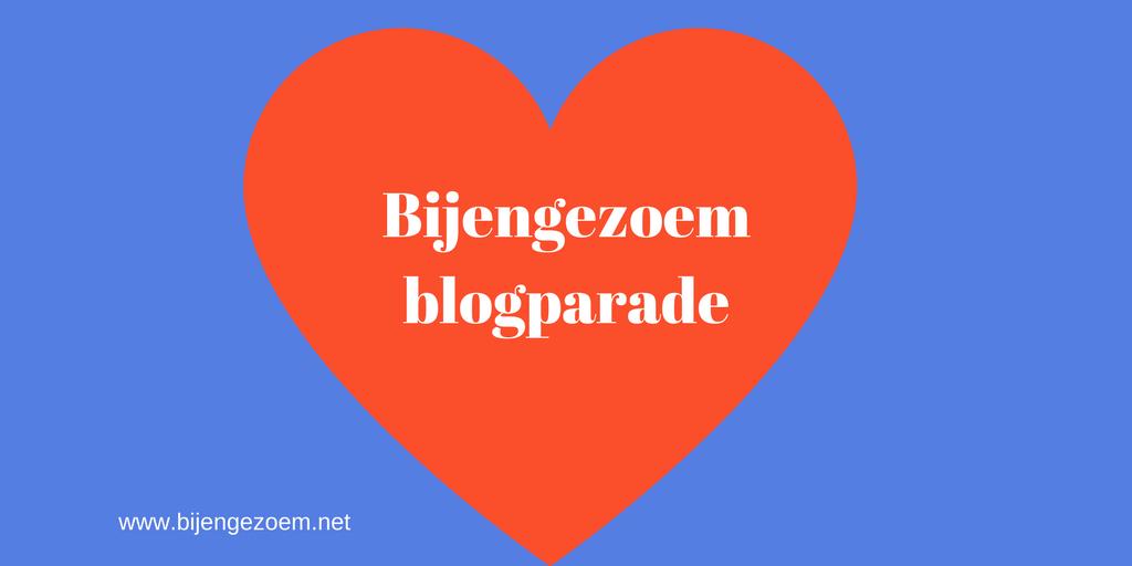 Bijengezoem blogparade