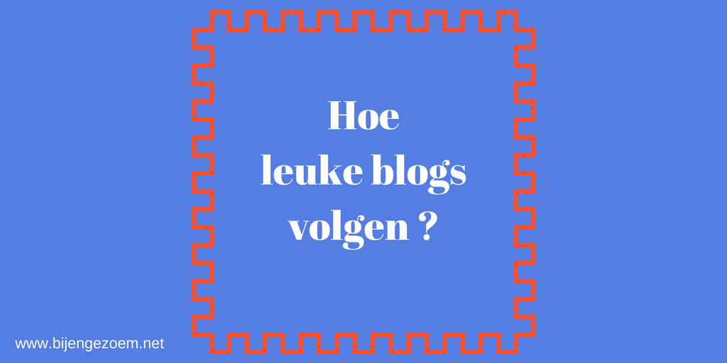 blogs volgen