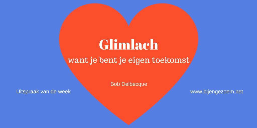 Glimlach Bob Delbecque
