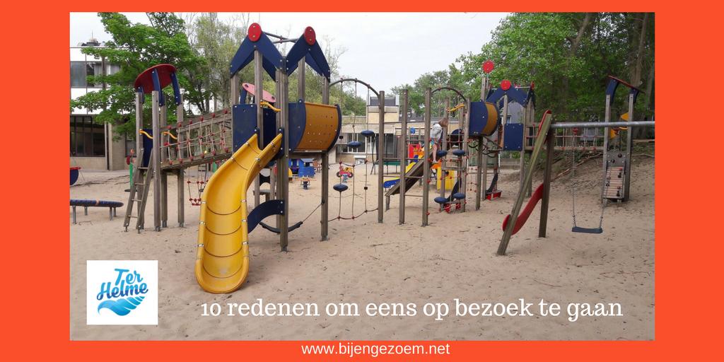 10 goede redenen om te logeren in Ter Helme