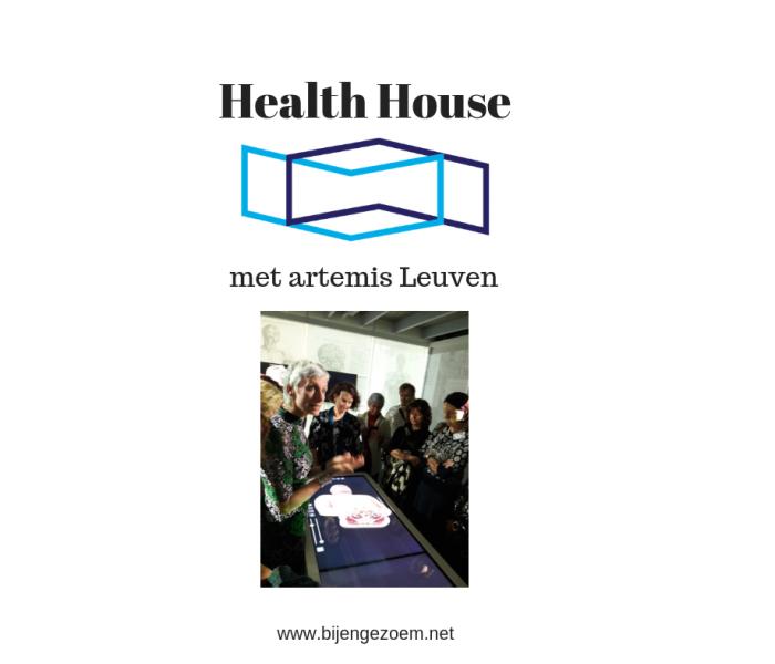 Top activiteit: bezoek aan Health House met artemis Leuven