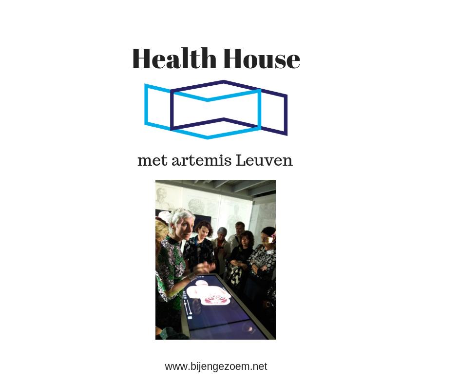 Health House met artemis Leuven