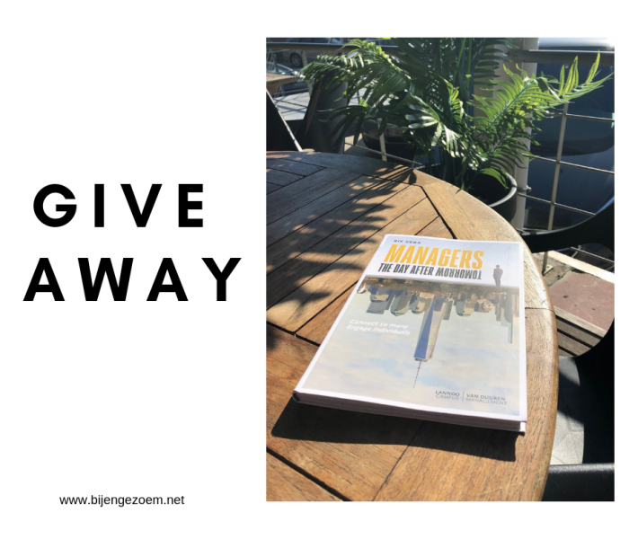 Give away: the manager the day after tomorrow