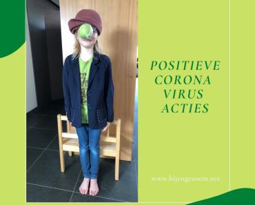 positieve coronavirus acties