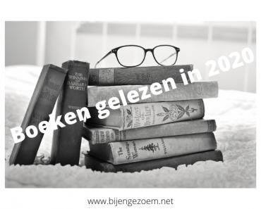 Boeken gelezen in 2020