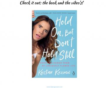 Hold On, but Don't Hold Still, Kristina Kuzmic
